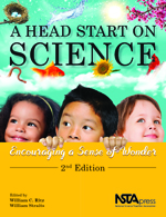 A Head Start on Science cover