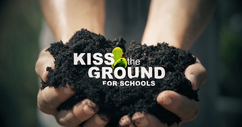Kiss the Ground for Schools opening image