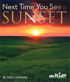 Next Time You See a Sunset cover