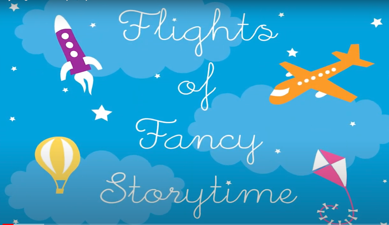 Flights of Fancy Storytime